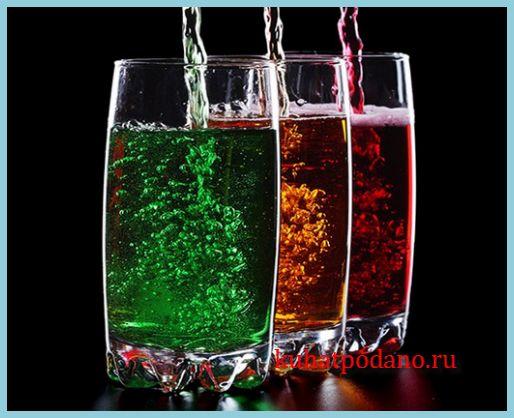 Газированные напитки польза и вред -  если вы или ваши близкие увлекаетесь напитками с газом, то вам просто необходимо изучить эту статью,что бы понять стоит ли продолжать ими утолять жажду?..