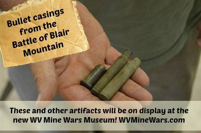 Ever heard of the Battle of Blair Mountain? Federal troops were called against 13,000 miners. Yep.