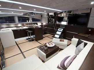 SEA BASS | Luxury yacht charters | Catamaran for charter | Sunreef Yachts Charter