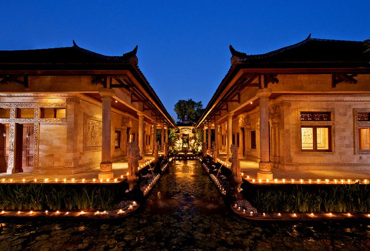 Bali has hundreds of years of healing traditions and in this sense Parwathi Beach – a descendant of Bali's Brahmana caste created her signature treatments for her award-winning Spa, which is a sanctuary of relaxation resembling an ancient Balinese royal water palace. Parwathi Spa At Matahari Beach Resort & Spa, Bali.