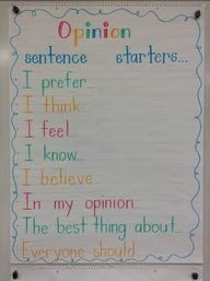Stories By Storie: Writing Opinions in 2nd Grade