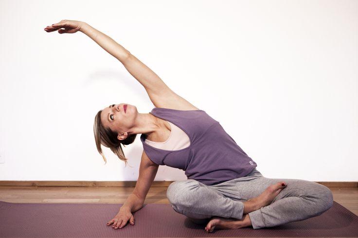 Rituel Yoga relaxant : 8 postures pour lâcher-prise