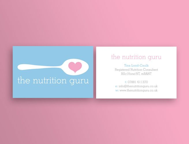 nutritionist business card - Google Search