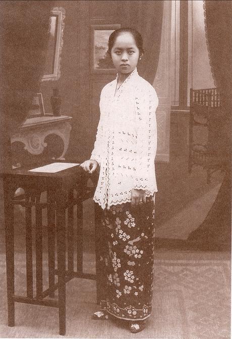 Kebaya, Indonesia