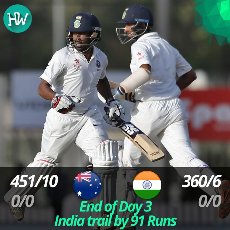 A great day for both teams. Cheteshwar Pujara is standing at the crease like a rock, while on the other hand, Cummins is bowling fantastically! #INDvAUS #IND #AUS #cricket