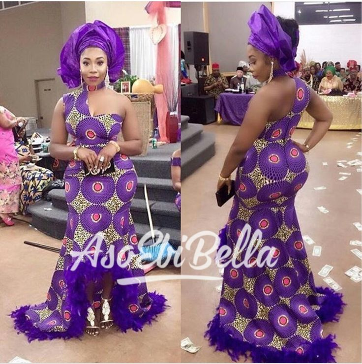 45 best Nigerian Aso ebi/ Bridesmaid Dress images on Pinterest ...