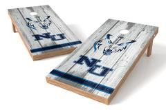 Northwood University Timiberwolves Single Cornhole Board - Vintage