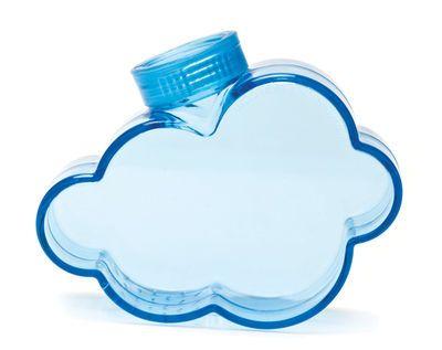 Scopri Embout d'arrosoir Rainmaker -/ Per bottiglie in plastica, Blu di Pa Design, Made In Design Italia