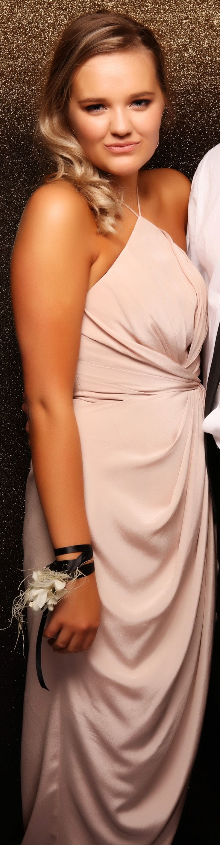 St Cuths Ball 2015. Gorgeous gown! www.whitedoor.co.nz