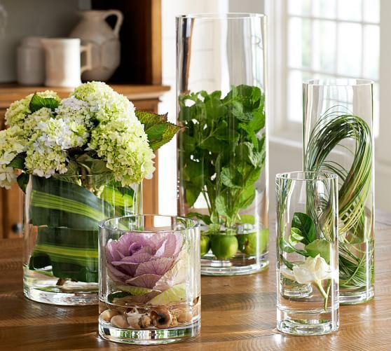 17 best ideas about clear glass vases on pinterest beach style vases vase ideas and. Black Bedroom Furniture Sets. Home Design Ideas