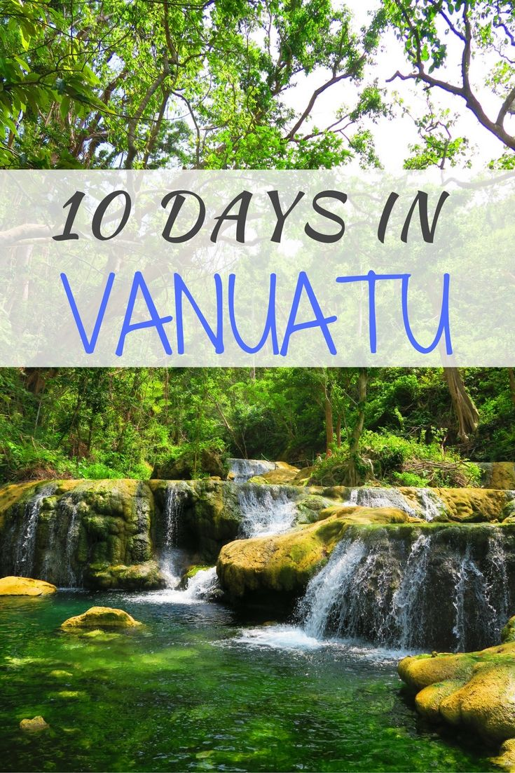 Your free and in depth Vanuatu travel guide! Get essential Vanuatu travel tips, see tons of photos and get detailed travel plans for Port Vila, Efate, Santo and Tanna. Let's go!