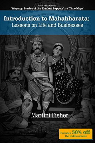 Introduction to Mahabharata: Lessons on Life and Business... https://www.amazon.com/dp/B01H8MIRSO/ref=cm_sw_r_pi_dp_ERkAxbFHXWZVP