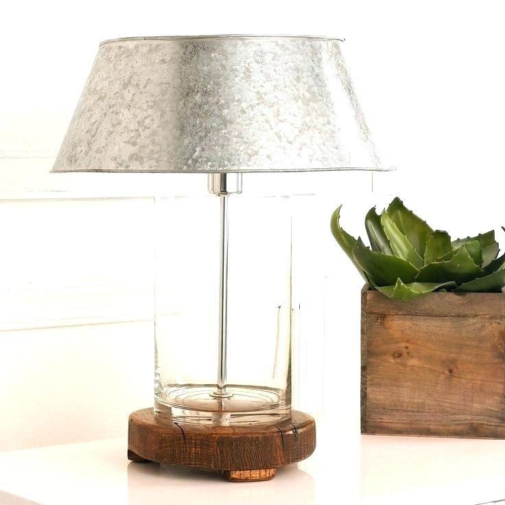Beautiful Rustic Table Lamps Living Room Design Rustic Table