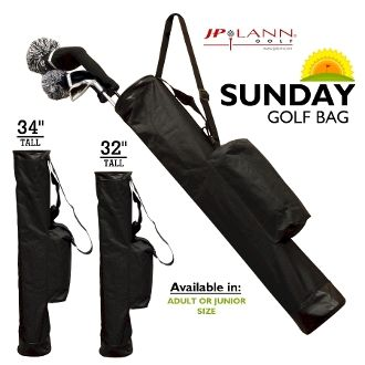 Sunday Golf Bag by JP Lann