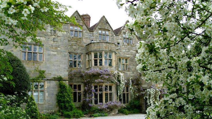 The National Trust's Benthall Hall, Shropshire, is a 16th-century stone country house with surrounding gardens.