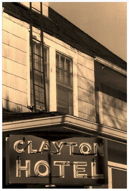 Clayton Hotel In North Kansas City Missouri It Used To Sit Just Of Katz On The Same Side Street History