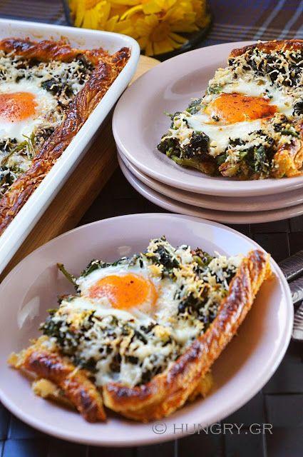 Kitchen Stori.es: Τάρτα Σπανακιού