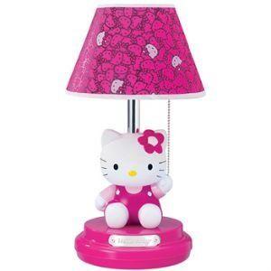Hello Kitty KT3095M Table Lamp