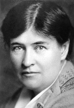 Willa Cather 1873-1947   Her books have become classics. One of her books was Death of the Archbishop, my favorite.
