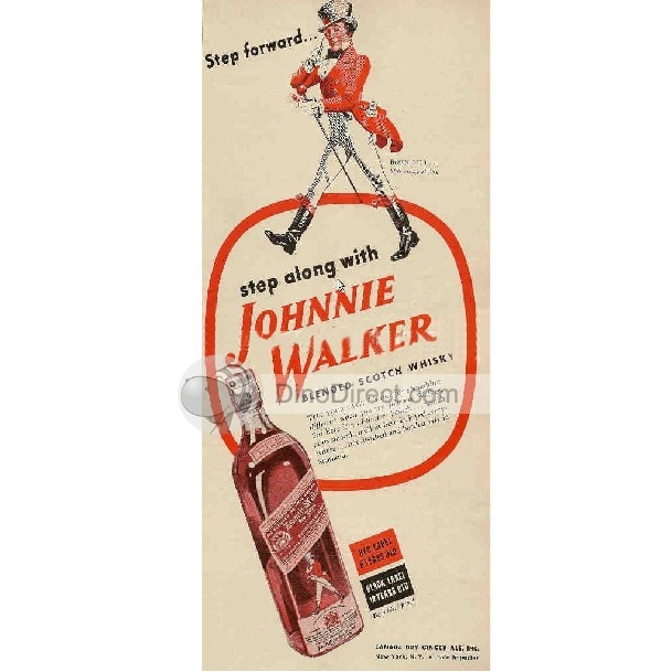 building the johnnie walker brand His own whisky brand, then known as walker's kilmarnock whisky was  the  magnificent johnnie walker bond building still stands in the town centre and has .