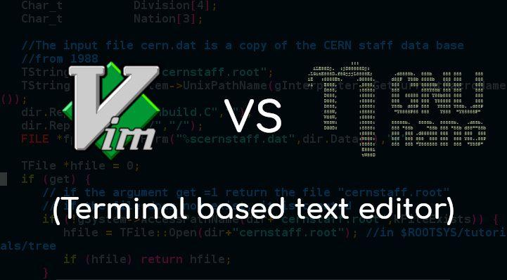 Most Popular Terminal Editor Vi Vim And Nano Geekboots Learn Programming Editor Most Popular