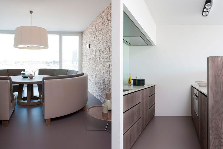 Дизайн интерьера квартиры River Ij от Remy Meijers / CURATED.ru