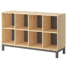 nornas IKEA- Could put record player on top
