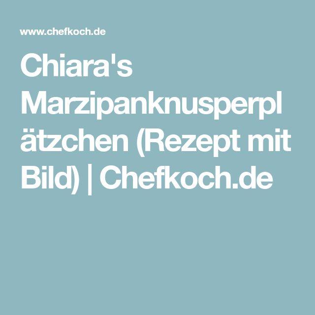 Chiara's Marzipanknusperplätzchen (Rezept mit Bild)   Chefkoch.de