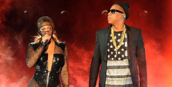 Beyoncé y Jay Z, la pareja de celebridades mejor pagada