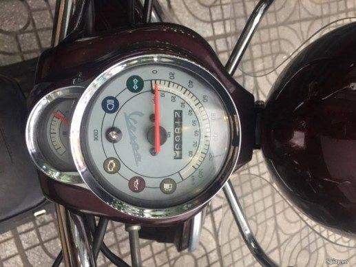 Vespa LXV 3V 125ie chính chủ  2 gương 2 chìa đầy đủ