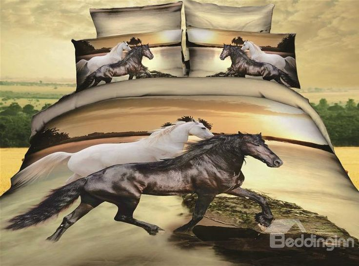 about horse bedding on pinterest horse rooms horse themed bedrooms