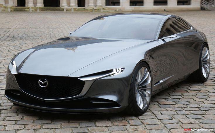 2017 Mazda 'VISION COUPE' Concept