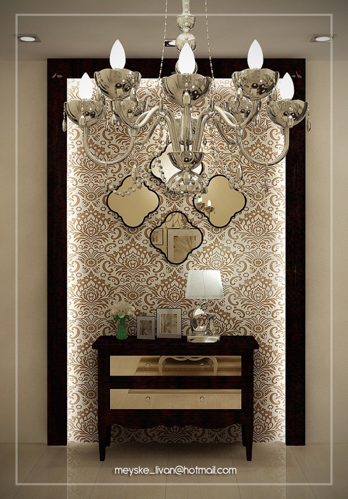 135 best entr es et couloirs images on pinterest for 3d wallpaper for home wall in india