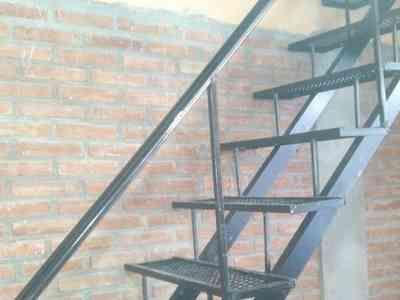 17 mejores im genes sobre escaleras de hierro forjado en for Como hacer escaleras de fierro