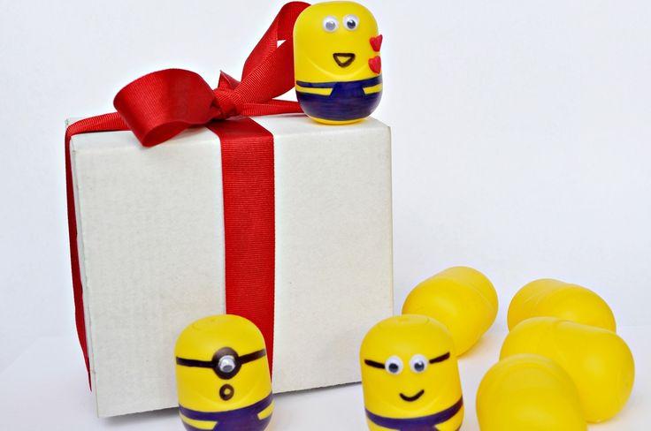 Adorable DIY Minions Craft Ideas