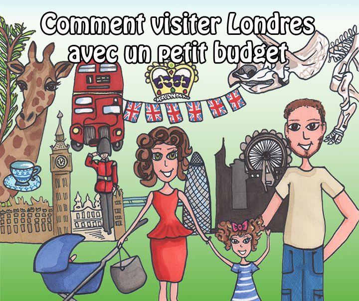 Comment visiter Londres avec un petit budget: www.FunandEnglish.com l Formation d'anglais en ligne FUN pour enfants