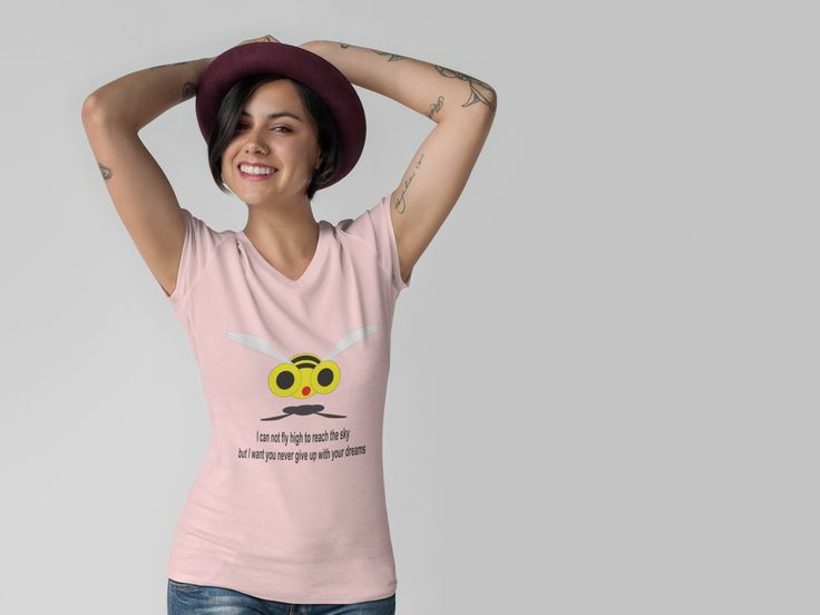 """My T - shirt on Teespring """"The Little Yellow"""""""