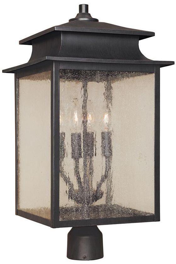 Outdoor Post Lights and Lamp Posts | HomeDecorators.com