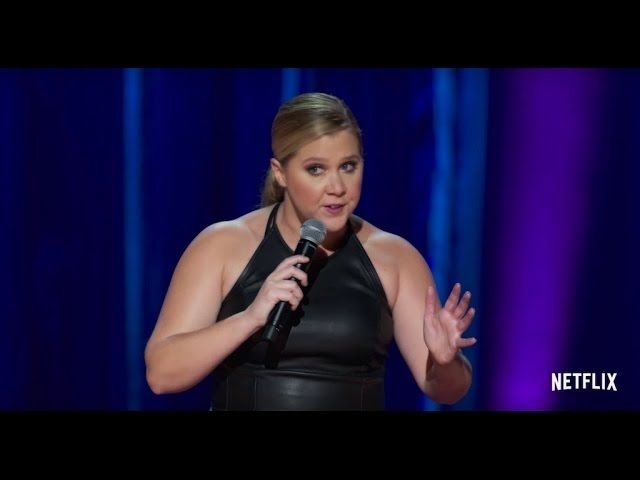 """Amy Schumer Blames Her Show's Bad Ratings On """"Alt Right Trolls"""" When It Really Just Sucks  Oliver Dollimore Mar 19th, 2017"""