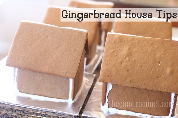 Quest for the Best gingerbread house - recipe & tips -- copy by Ashleigh30, via Flickr