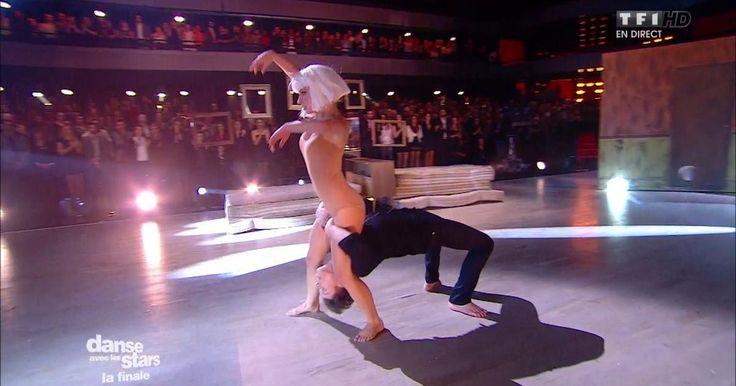 Danse avec les stars - Loic Nottet & Denitsa Ikonomova - danse contemporaine - Chandelier