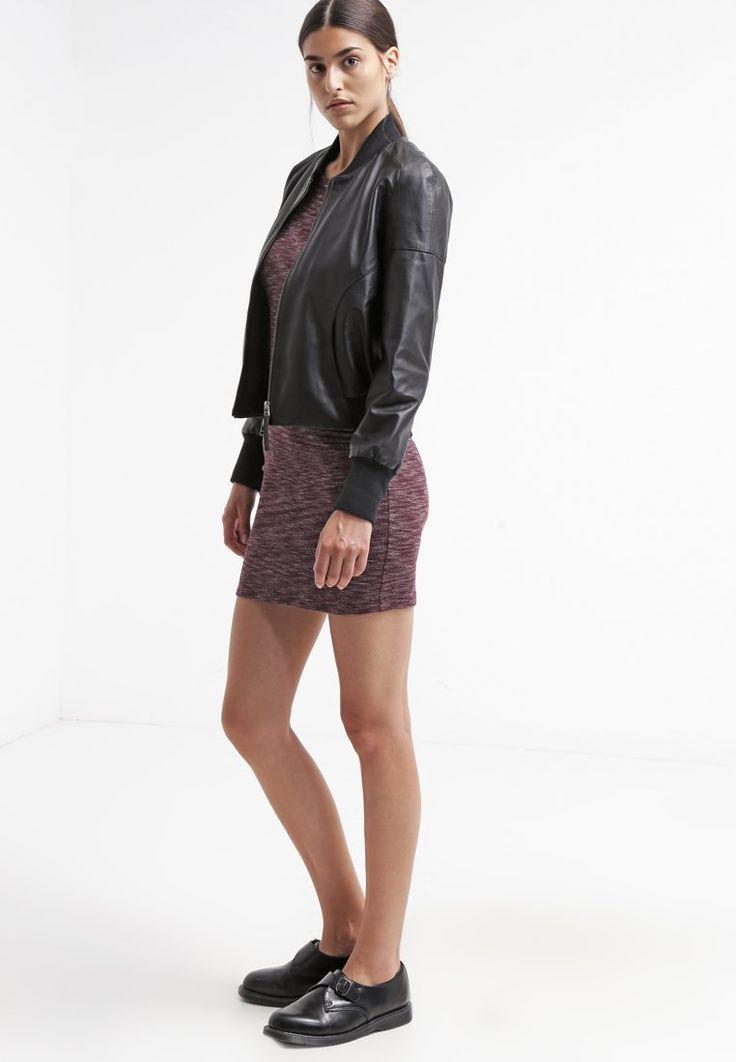¡Cómpralo ya!. Sparkz ANEKO Vestido de algodón wineberry.  , vestidoinformal, casual, informales, informal, day, kleidcasual, vestidoinformal, robeinformelle, vestitoinformale, día. Vestido informal  de mujer color granate de Sparkz.