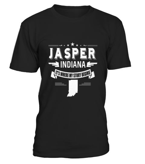 # T shirt Jasper Indiana front .  tee Jasper Indiana-front Original Design.tee shirt Jasper Indiana-front is back . HOW TO ORDER:1. Select the style and color you want:2. Click Reserve it now3. Select size and quantity4. Enter shipping and billing information5. Done! Simple as that!TIPS: Buy 2 or more to save shipping cost!This is printable if you purchase only one piece. so dont worry, you will get yours.