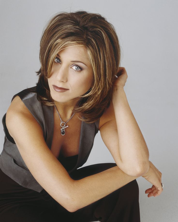 While Jen has admitted she actually despised her most famous hairstyle, this layered haircut led to millions of women chopping off their locks in the 1990s.  - GoodHousekeeping.com