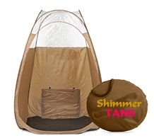 We Supply a wide range Pop-up Spray Tanning Tents Internationally.