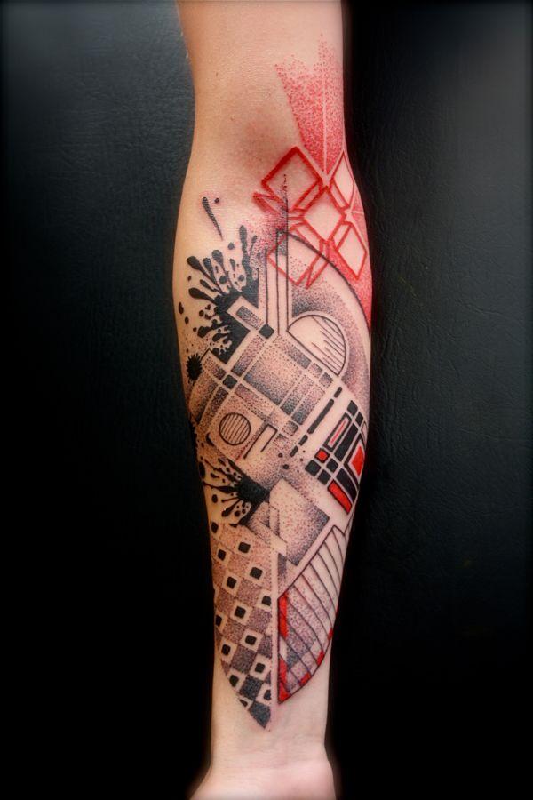 L'Art du Point tatouage : l'interview de Sky par Culture-Tatouage