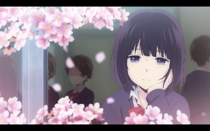 Hanabi Yasuraoka || Kuzu no Honkai // Scum's Wish || 1x01