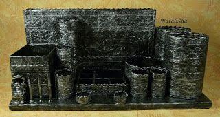 "Handmade from NataliSha: Органайзер ""Таинственный замок"""