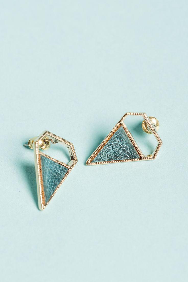 Pinte Earring Blue