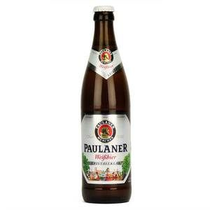 Paulaner - Paulaner Weissbier Kristallklar - Bière blanche 5.2%